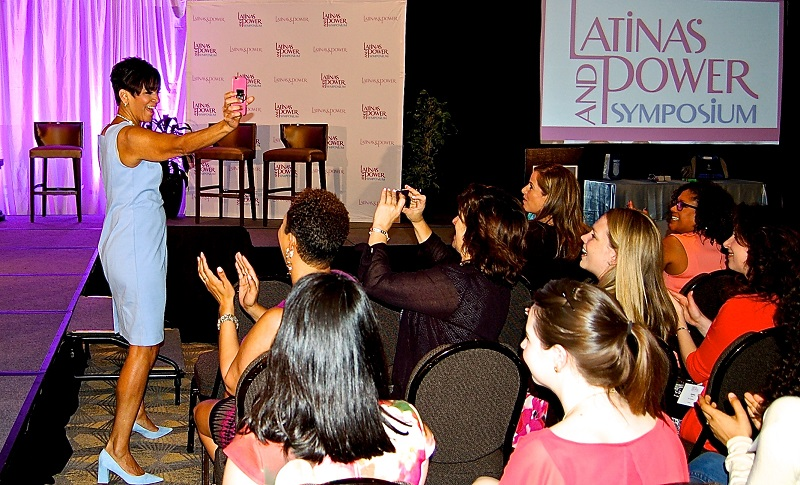 East Coast Latinas Develop Strong Voice & Empowerment tools